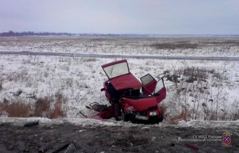 В Алексеевском районе пьяный водитель стал виновником смертельного ДТП