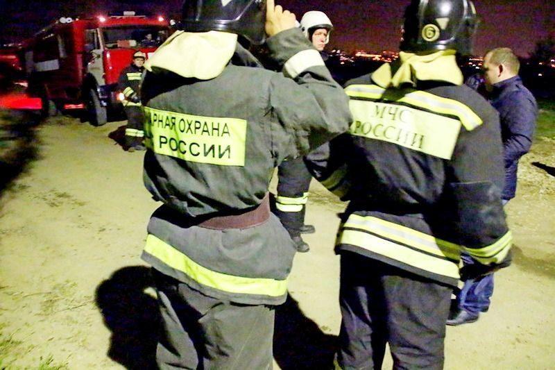 В Волгограде на пожаре погибли три человека