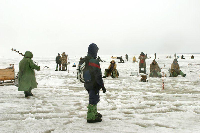 В Волгоградской области пройдёт конкурс зимней рыбалки