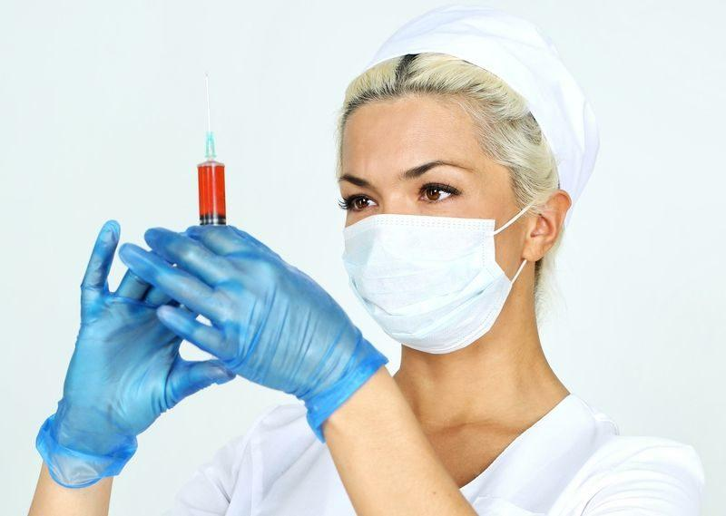 Вирус гриппа охватил почти полстраны