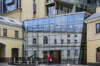 Москва теряет свой облик