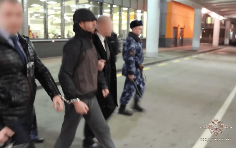 Из Чехии экстрадирован россиянин, обвиняемый в убийстве следователя