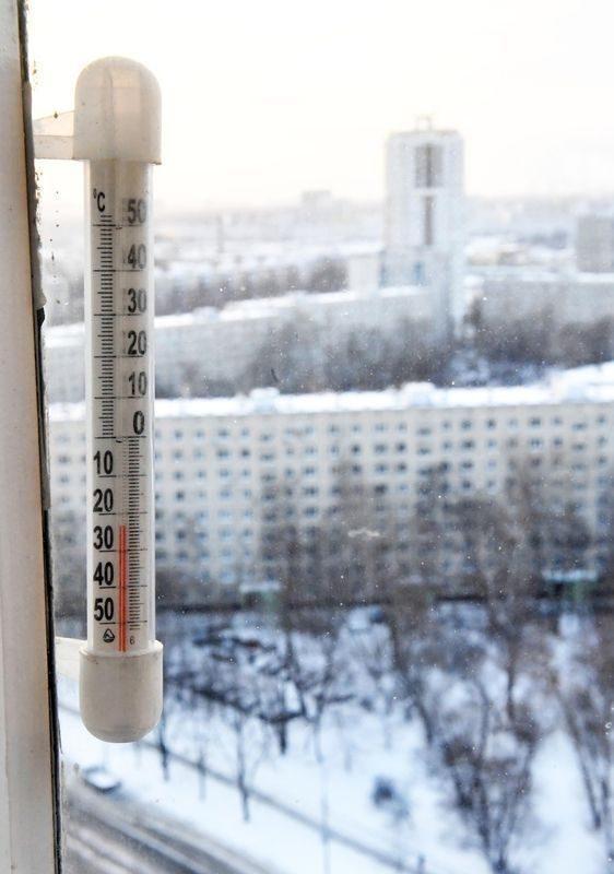 Первая неделя февраля в Волгоградской области может завершиться похолоданием до -19