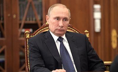 Путина просят помочь вернуть 10 изъятых детей в их семью