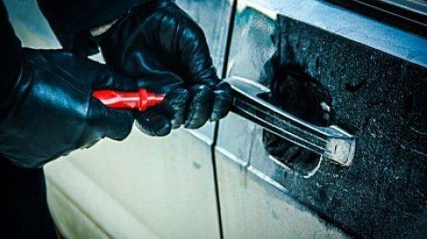 В Волгограде участились кражи из автомобилей