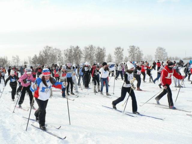 Волгоградцы массово встанут на лыжи