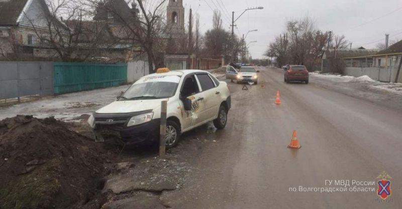 В Калачевском районе сбили пенсионерку
