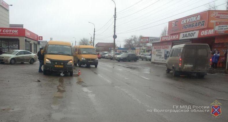 В Среднеахтубинском районе сбили пенсионерку