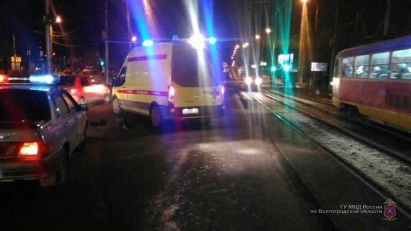 Водитель иномарки насмерть сбил пешехода