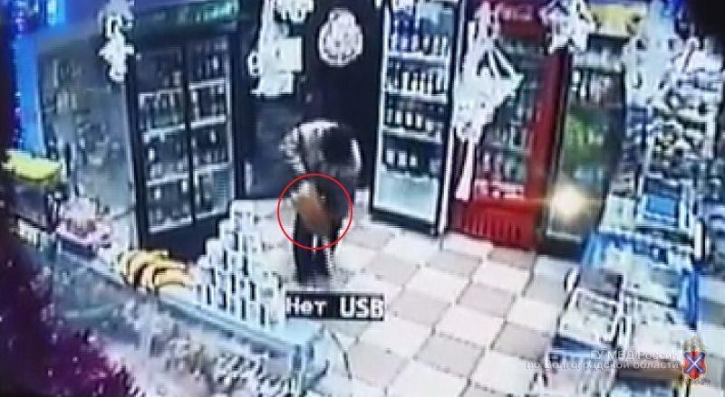 Под Волгоградом любитель еды в долг поджёг магазин