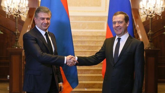 Для въезда в Армению больше не нужен загранпаспорт