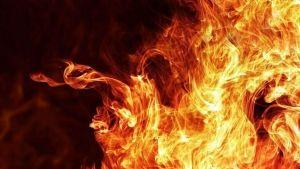 В Советском районе при пожаре погиб мужчина