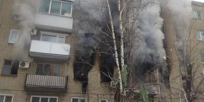 В Саратове произошел взрыв газа в жилом доме. ВИДЕО
