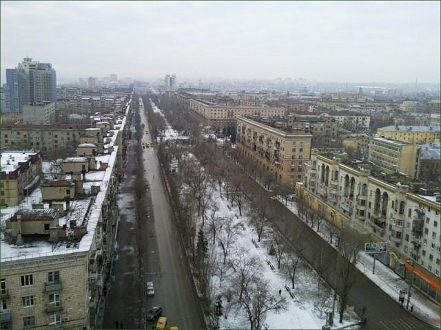 В Волгограде 13 и 14 января ограничат движение транспорта