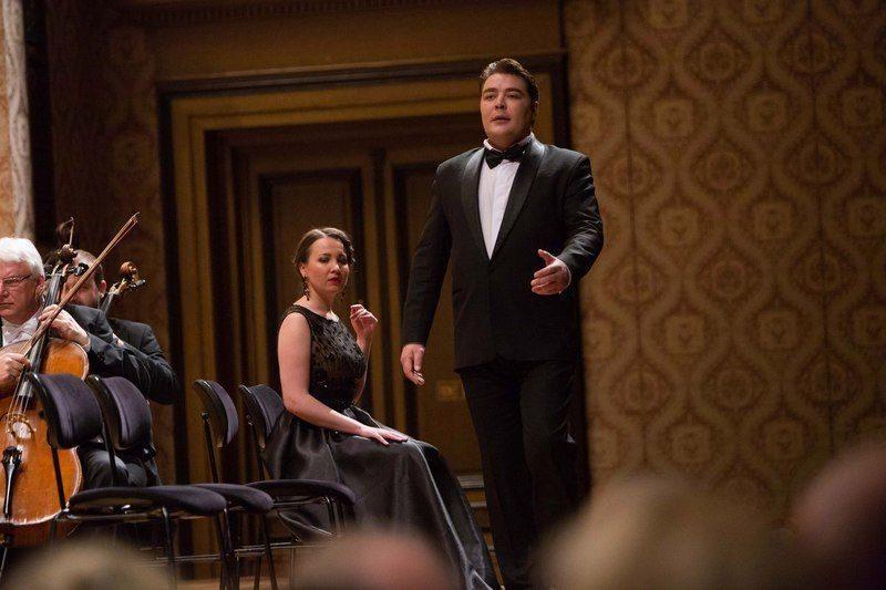 СК проводит проверку по факту смерти солиста оперной труппы Мариинского театра Эдуарда Цанги