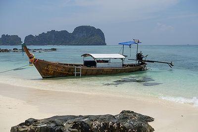 В Таиланде погиб российский турист, сорвавшись со скалы в море