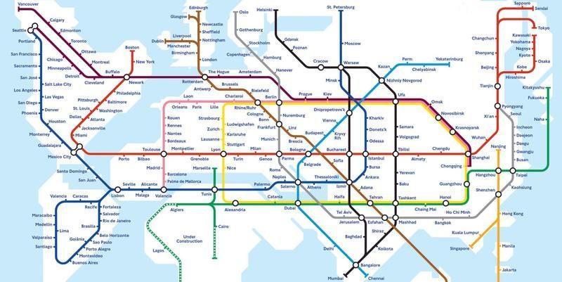 Миллиардер Илон Маск включил Волгоград в схему «глобального метро» Hyperloop