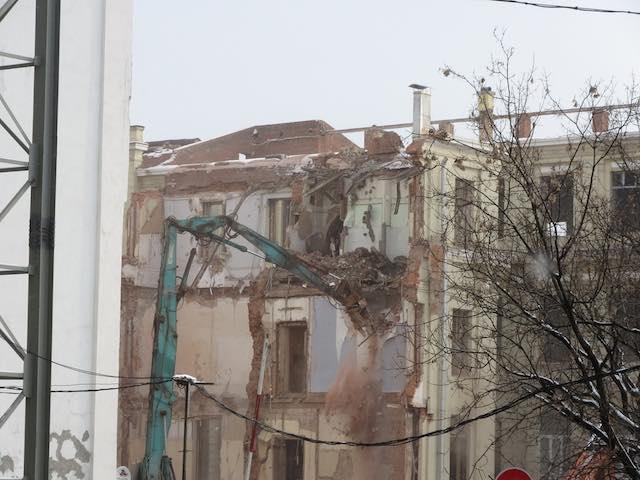 За 2016 год Москва лишилась десятков исторических зданий