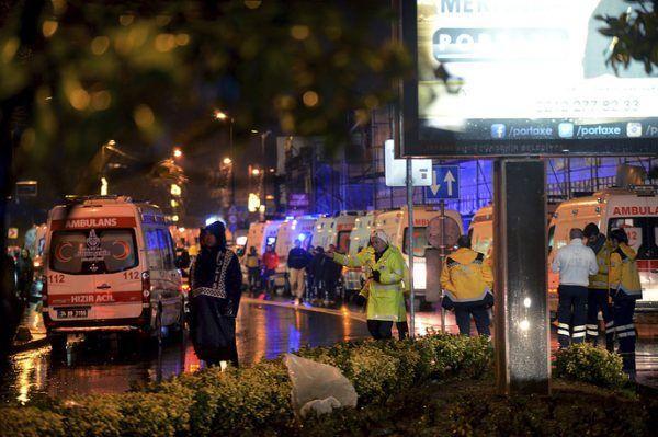Установлена личность стамбульского террориста