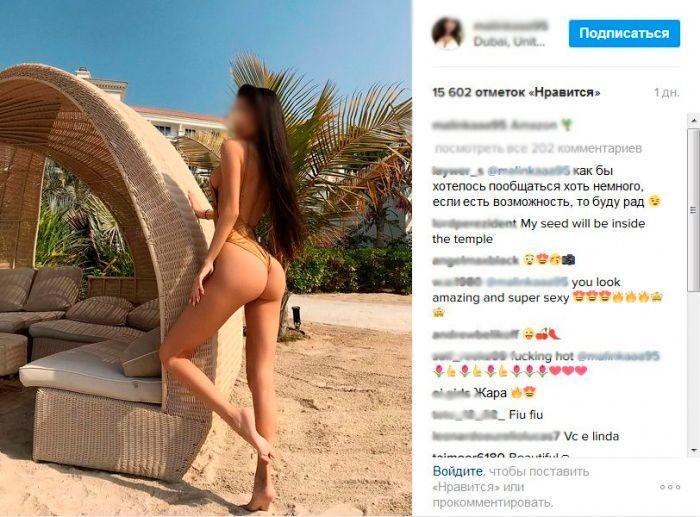 Российские модели портят имидж дубайского пятизвездочного отеля