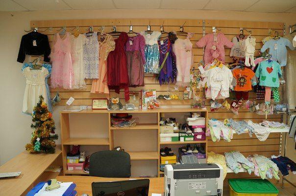 Идеи для бизнеса: детский комиссионный магазин