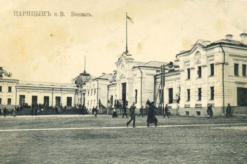 В Волгограде реконструируют железнодорожный вокзал