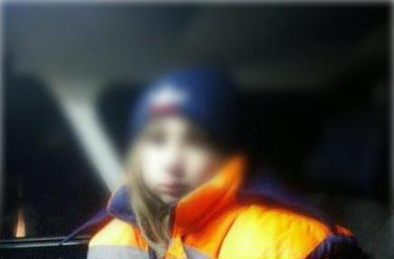 В Оренбурге нашли похищенную 12-летнюю школьницу
