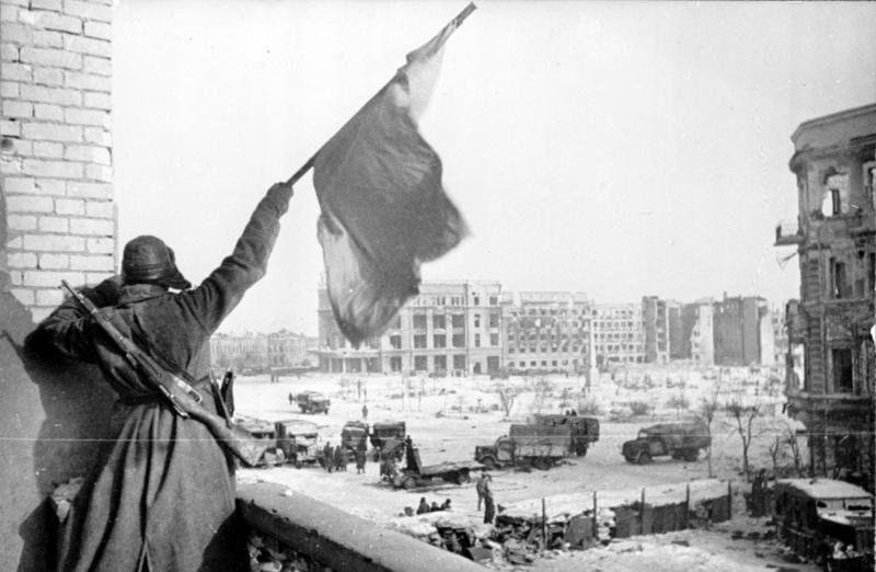 В России появится комитет по празднованию победы в Сталинградской битве