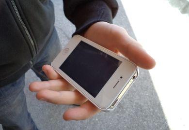 Покупатели подержанного телефона оказались грабителями