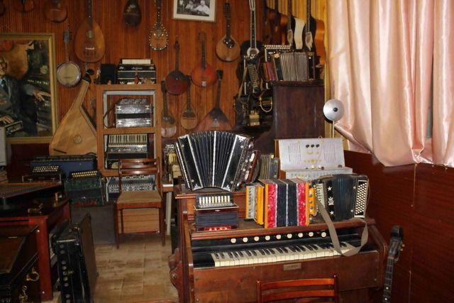 Музейные проблемы Волгоградской области
