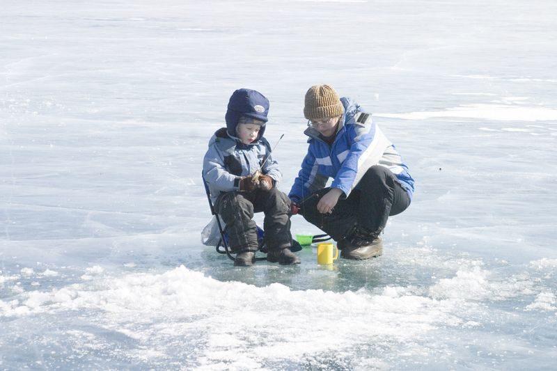 Выход на тонкий лёд обойдётся волгоградцам до 50 тысяч рублей