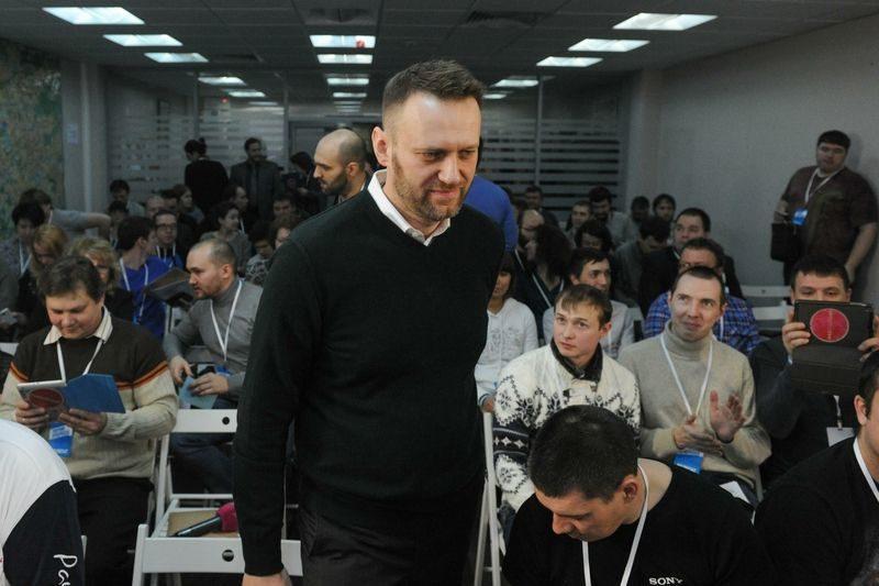 Предвыборная кампания Навального оказалась под угрозой