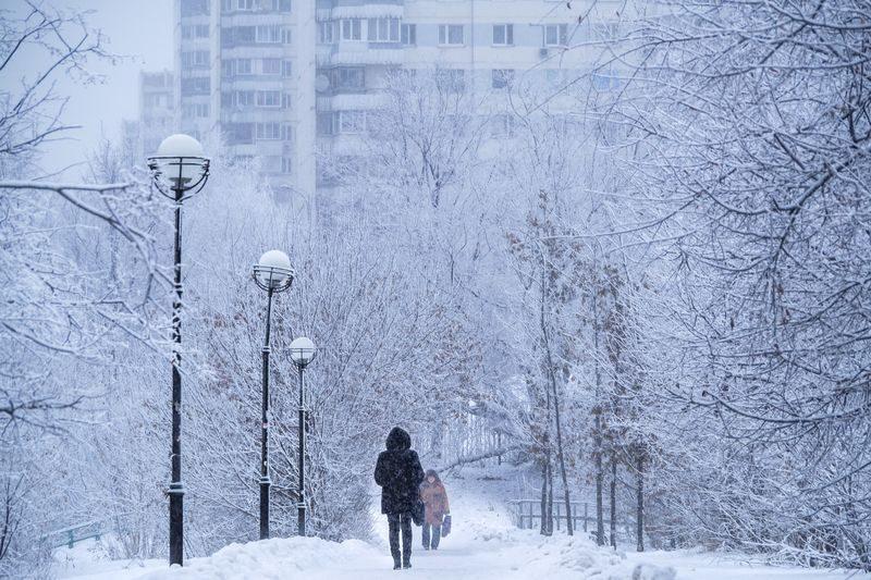 В Волгоград вернутся двадцатиградусные морозы