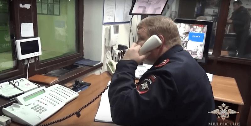 Полицейские закрыли «ХимПром» (ВИДЕО)