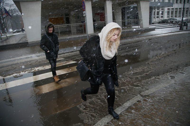 В Волгограде в последние дни зимы будет идти снег