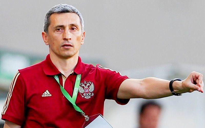 Дмитрий Хомуха возглавил российских юношей