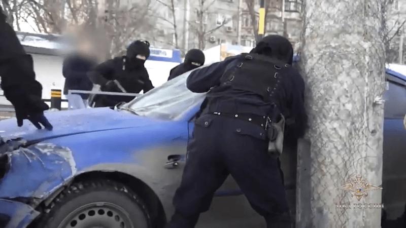В Волгограде задержали банду телефонных мошенников