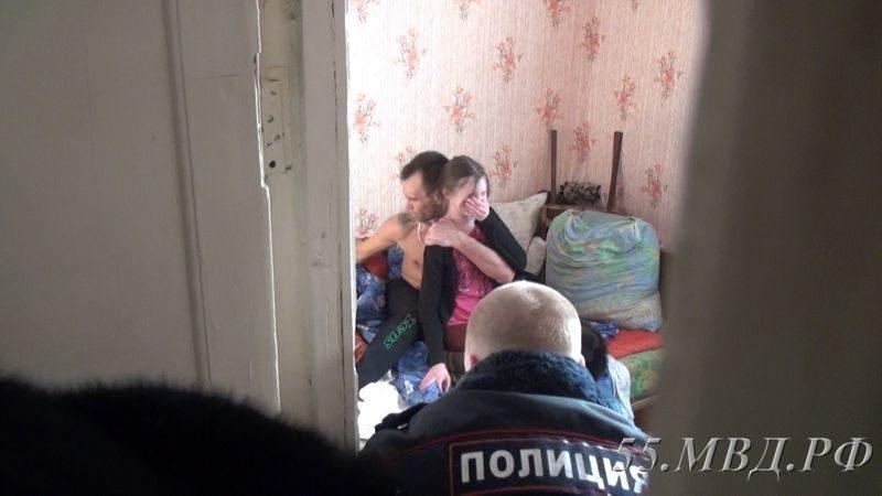 Наркоман взял школьницу в заложники