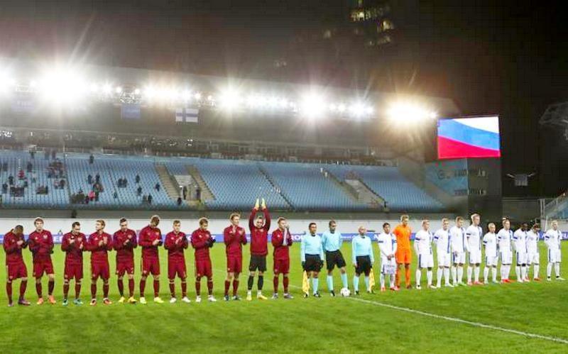Российская «молодежка» сыграет два матча