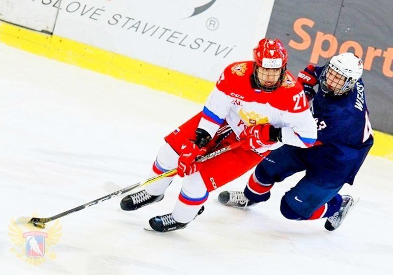 Россия U17 проиграла США