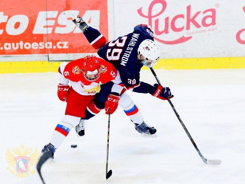 Россия U17 заняла пятое место на турнире «Пяти наций»