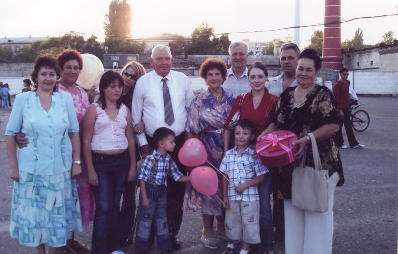Семья из Волгограда попала в книгу лучших