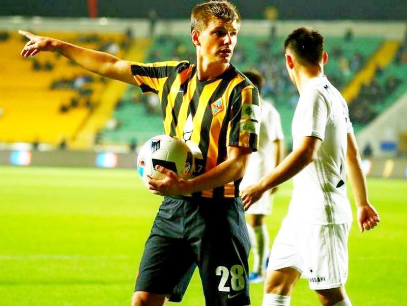 Аршавин в списке лучших иностранцев английского футбола