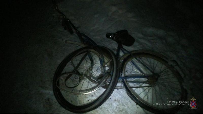В Средней Ахтубе насмерть сбили велосипедиста