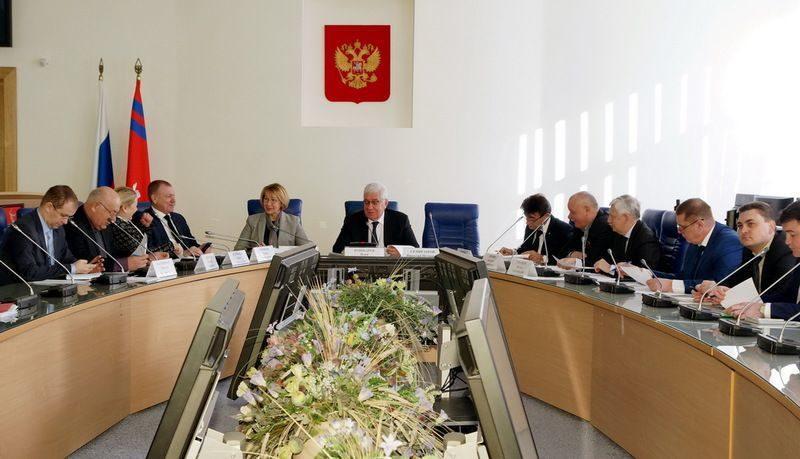 В Волгоградской области обновился состав комиссии по подготовке к ЧМ-2018