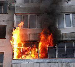 В Советском районе в своей квартире при пожаре погиб мужчина