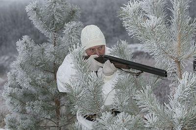 В Волгоградской области завершена охота на зайца-русака