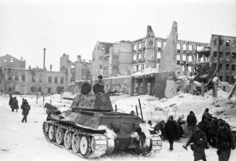Сталинград. Битва, которая изменила мир
