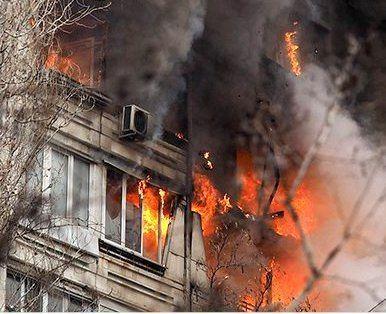 В Домодедово взорвался жилой пятиэтажный дом