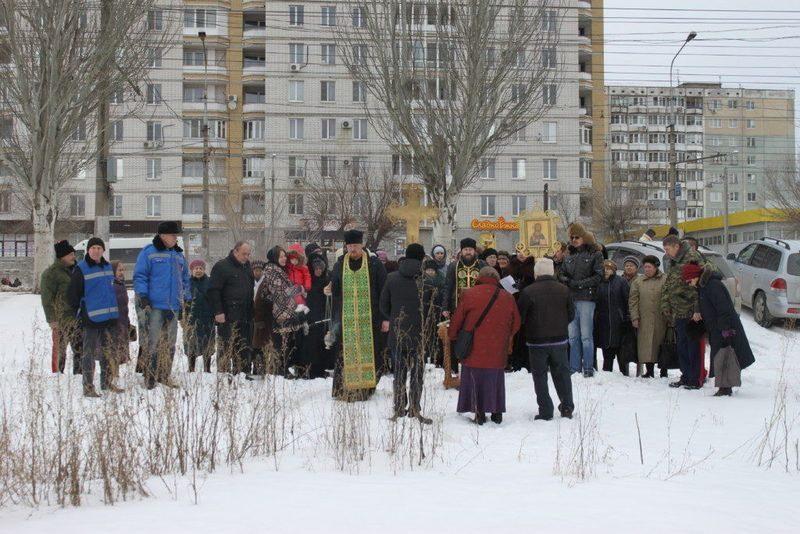 В Волгограде появится храм Ксении Петербургской